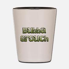 Bubba Grouch Logo Shot Glass