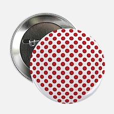 """A heart made from golf ball divots 2.25"""" Button"""