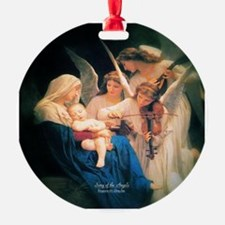 Song of the Angels 1881 Ornament