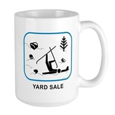 Yard Sale Ceramic Mugs