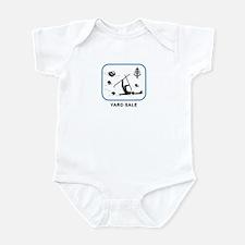 Yard Sale Infant Bodysuit