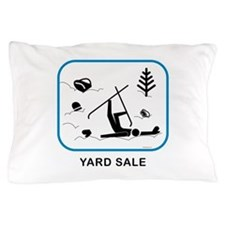 Yard Sale Pillow Case