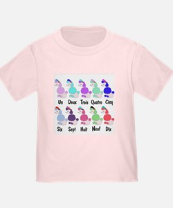 Counting French Poodles T