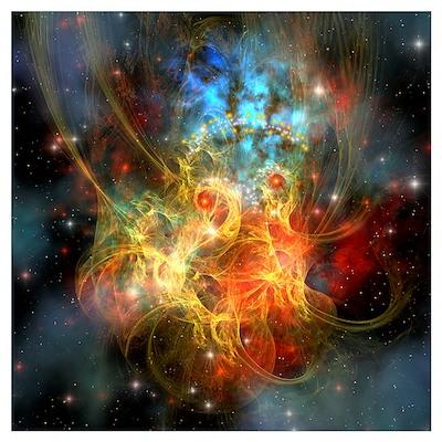 Princess Nebula Poster