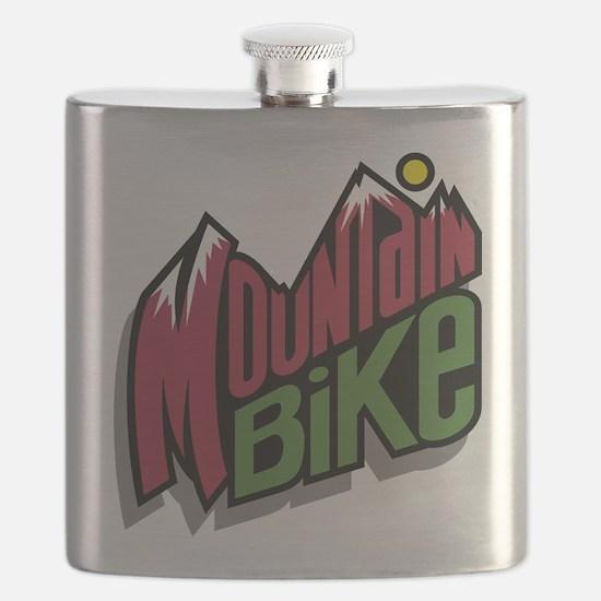 Mountain Bike 2 Flask