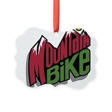 Mountain Bike 2 Ornament