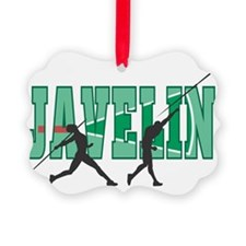 Javelin Ornament