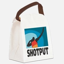 Shotput Canvas Lunch Bag