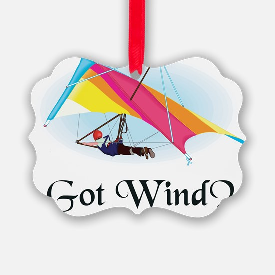 Got Wind? Ornament