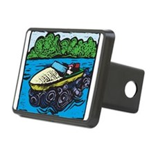 Motor Boat Hitch Cover