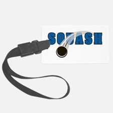 Squash Luggage Tag