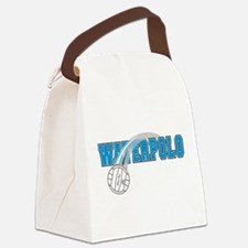 Water Polo Canvas Lunch Bag