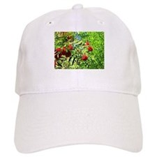 Rowan berries Baseball Cap