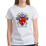Finnie Coat of Arms Women's T-Shirt