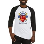 Finnie Coat of Arms Baseball Jersey