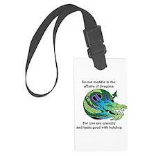 Dragon Crunchies Luggage Tag