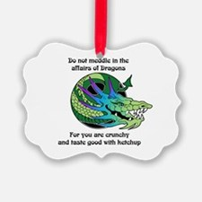 Dragon Crunchies Ornament