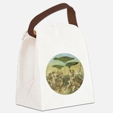 The Golden Age Canvas Lunch Bag