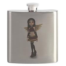 Dominique Wood Elf Flask