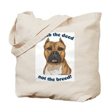 Staffy Anti-BSL Tote Bag