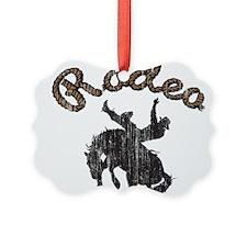 Retro Rodeo Ornament