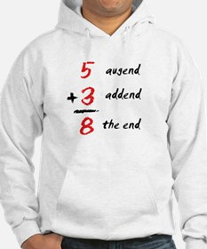Addend/The End - Hoodie