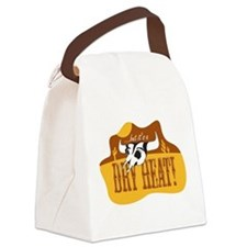 Dry Heat Canvas Lunch Bag