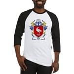 Fin Coat of Arms Baseball Jersey