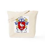 Fin Coat of Arms Tote Bag