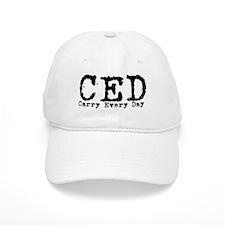 C.E.D. Baseball Cap