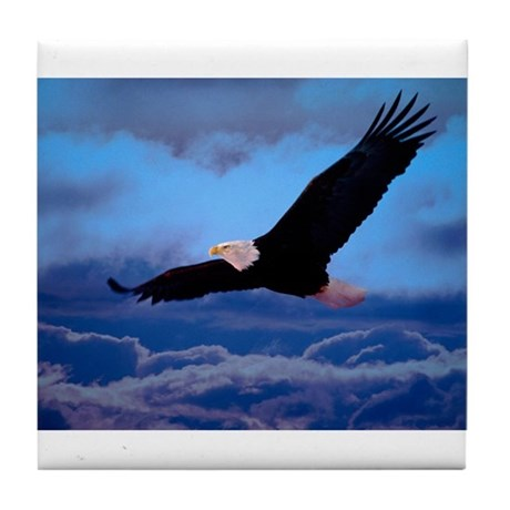 eagle Tile Coaster