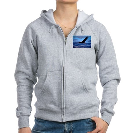 eagle Women's Zip Hoodie