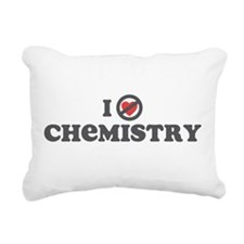 I Dont Heart chemistry.png Rectangular Canvas Pill