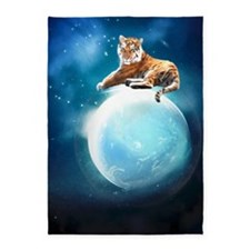 The Tiger 5'x7'Area Rug
