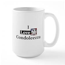 I Love Condoleezza Mug