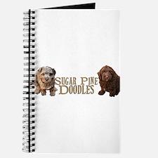 Sugar Pine Doodles Journal