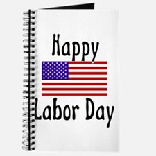 Happy Labor Day Journal