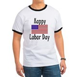 Labor day Ringer T