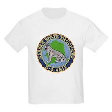 Alaska Trooper K9 Kids T-Shirt