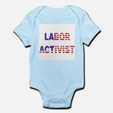 Labor Activist Infant Creeper
