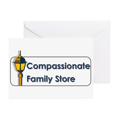 Greeting Cards (Pk of 10) - compassion