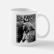Nose Work Search Birch Beagle Nathan Mug