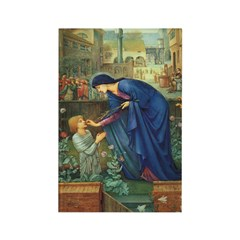 The Prioress' Tale Vertical Magnets (10 pack)