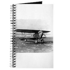 Curtis P-1 Hawk Journal