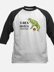 T-Rex hates Christmas Tee