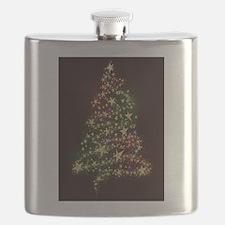 Starry Tree Flask