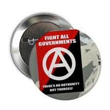 """Fight All 2.25"""" Button (10 pack)"""
