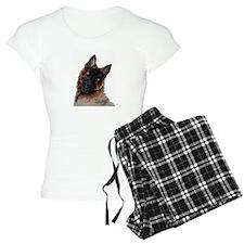 Tervuren puppy watercolor Pajamas