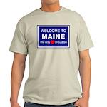 Maine Love Light T-Shirt