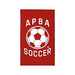 APBA Soccer Card 3'x5' Area Rug